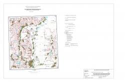 N-37-XXX (Тамбов). Карта четвертичных субаэральных образований и схема прогноза на глины кирпичные