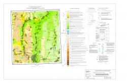 N-37-XXX (Тамбов). Карта дочетвертичных образований и полезных ископаемых