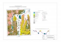 N-37-XXX (Тамбов). Литолого-генетическая карта образований Донского горизонта неоплейцстоцена