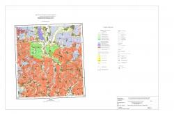 N-37-XXXVI (Рассказово). Геоморфологическая карта