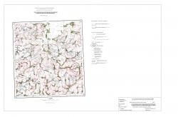 N-37-XXXVI (Рассказово). Карта четвертичных субаэральных образований и схема прогноза на глины кирпичные
