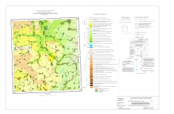 N-37-XXXVI (Рассказово). Карта дочетвертичных образований и полезных ископаемых
