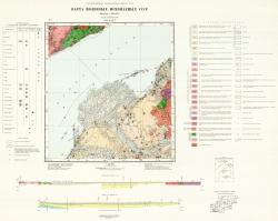N-48-XXXV. Карта полезных ископаемых СССР. Серия Прибайкальская