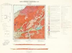 N-48-XXXVI. Карта полезных ископаемых СССР. Серия Прибайкальская