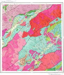 N-50-XXX. Геологическая карта Российской Федерации. Серия Приаргунская