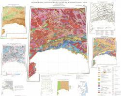 N-51 (Сковородино), (M-51). Геологическая карта. Лист 1. Дальневосточная серия. Третье поколение.