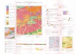 N-51-XV (Уруша). Государственная геологическая карта Российской Федерации. Издание второе. Становая серия