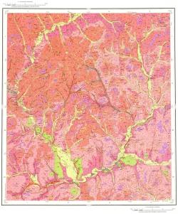 N-51-XVI. Геологическая карта Российской Федерации. Карта четвертичных отложений. Становая серия