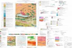 N-51-XVII (Соловьевск). Государственная геологическая карта Российской Федерации. Издание второе. Становая серия
