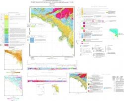 N-51-XXX (Черняево). Государственная геологическая карта Российской Федерации. Издание второе. Зейская серия