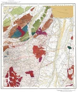 N-53-XVI. Геологическая карта Российской Федерации. Карта полезных ископаемых. Тугурская серия