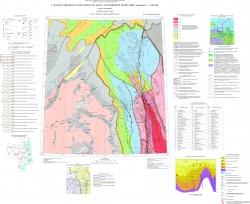 N-54 (Николаевск-на-Амуре). Государственная геологическая карта Российской Федерации. Третье поколение. Дальневосточная серия. Карта прогноза нефтегазоносности
