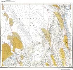 N-54-XXII,XXIII. Геологическая карта Российской Федерации. Карта полезных ископаемых. Сахалинская серия