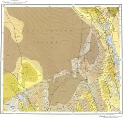 N-54-XXII,XXIII. Геологическая карта Российской Федерации. Сахалинская серия