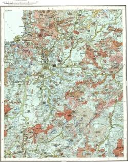 O-35-XXIII. Карта четвертичных отложений СССР. Ильменская серия