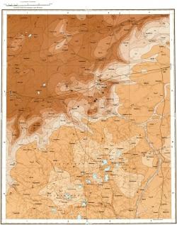 O-35-XXIV. Геологическая карта СССР. Ильменская серия
