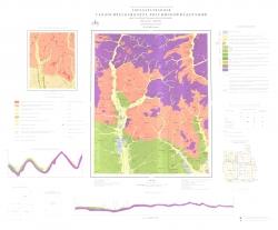 O-38-XXX (Яранск). Государственная геологическая карта РФ. Карта четвертичных образований. Средневолжская серия