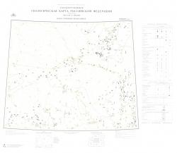 O-(38),39 (Киров). Государственная геологическая карта Российской Федерации (новая серия). Карта полезных ископаемых
