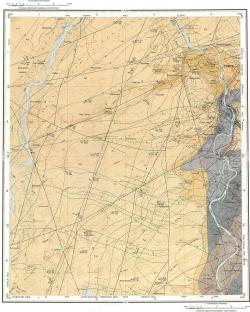 O-45-XXXI. Геологическая карта Российской Федерации. Кузбасская серия