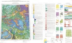O-47 (Братск). Государственная геологическая карта Российской Федерации. Третье поколение. Геологическая карта. Ангаро-Енисейская серия