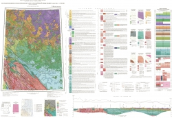 P-46 (Северо-Енисейская). Государственная геологическая карта Российской Федерации. Третье поколение. Ангаро-Енисейская серия