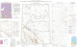 P-46 (Северо-Енисейская). Государственная геологическая карта Российской Федерации. Третье поколение. Карта полезных ископаемых. Ангаро-Енисейская серия