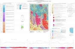 P-55-XVII (Ягодное). Государственная геологическая карта Российской Федерации. Издание второе. Неро-Бахапчинская серия