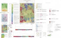 P-56-XXXI (Палатка). Государственная геологическая карта Российской Федерации. Издание второе. Магаданская серия