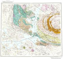 Q-36-III,IV. Геологическая карта Российской Федерации. Карта полезных ископаемых. Кольская серия