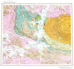 Q-36-III,IV. Геологическая карта Российской Федерации. Кольская серия