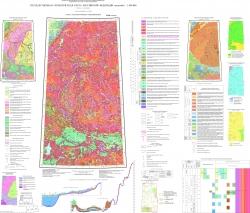 R-48 (Хатанга) Государственная геологическая карта Российской Федерации. Третье поколение. Анабаро-Вилюйская серия. Карта четвертичных образований