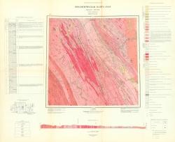 R-49-XV,XVI. Геологическая карта СССР. Серия Анабарская