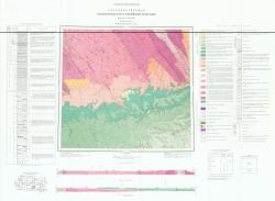 R-49-XXIX,XXX (р. Станнах). Государственная геологическая карта Российской Федерации. Серия Анабарская