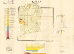 Republca socilista Romania, Harta geologica, L-35-XXX, Sulina