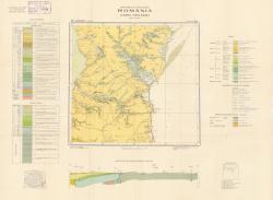 Republca socilista Romania, Harta geologica, L-35-XXXV, Constanta