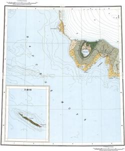 T-46-X;XI;XII. Геологическая карта СССР. Североземельская серия